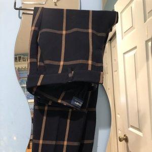 Old Navy Pants - OLD NAVI PLAID PANTS